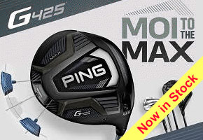 PING G425 Now in Stock!